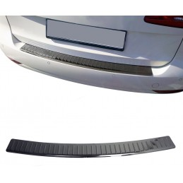 Threshold of loading (brushed aluminum) for Mercedes VIANO 2004-
