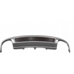 Diffuser for Audi A4 B8 2012-2015 look SLINE