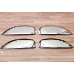 Covers Dacia Duster chrome door handles (after 2012)