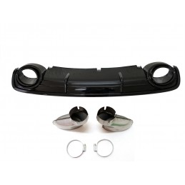 Diffuseur look RS6 Audi A6 2004-2008