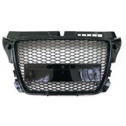 Calender for Audi A3 2008-2012 look RS3 black