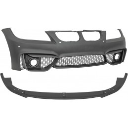 Front bumper look M4 for BMW 3 Series LCI 2008-2011