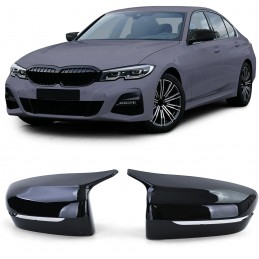 M5-style rearview mirror shells for BMW 5-Series G30 G31