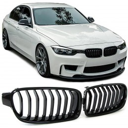 Grille for BMW F30 black