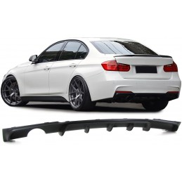 Diffuser for BMW 3 Series F30 Performance - 1 single output