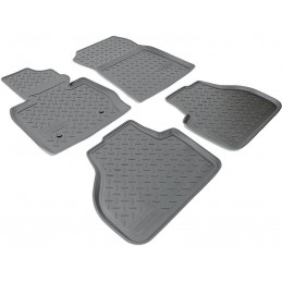 Rug rubber for BMW X 3 (F25) (-10)