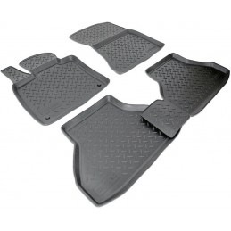 Rug rubber for BMW X 5 E70