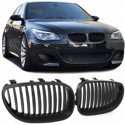 Black grille for BMW E60 5 series