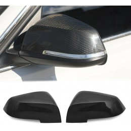 Carbon mirror cover for BMW...