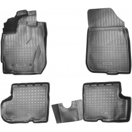 Tapis voiture Dacia Duster 4WD 2010-2014