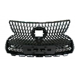 Black honeycomb grille for...
