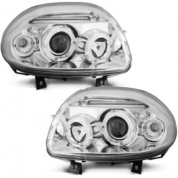 Feux Angel Eyes pour Renault Clio 2