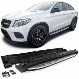 Foot walk for Mercedes GLE Coupe C292 2015-2018