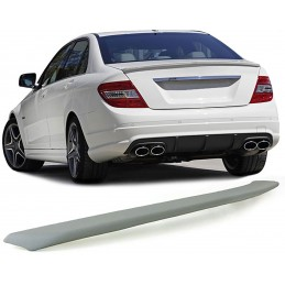 Spoiler for Mercedes class C W204 AMG