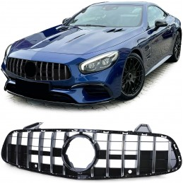 Grille Black look GT PANAMERICANA for Mercedes class SL R231