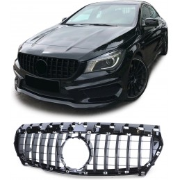 Grille GT AMG for Mercedes CLA 2012-2016