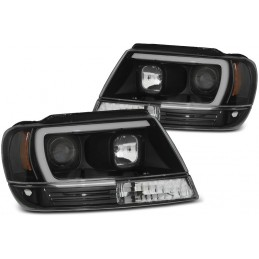 LED headlights for Jeep...