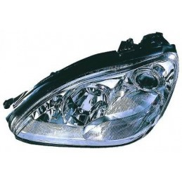Pair of headlights chrome XENON the Mercedes class S W220 from 1998 to 2005