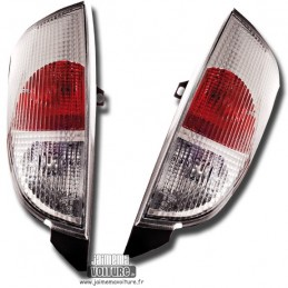 Taillights tuning chrome Ford Focus