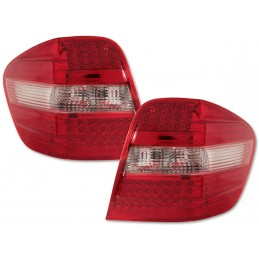 Mercedes ML W164 Led taillights