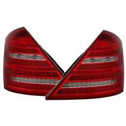 Luces traseras led Mercedes Clase S W221