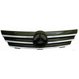 Mercedes C-Class Coupe grille