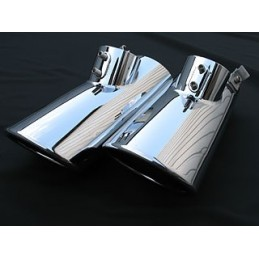 Tip out of pot chrome Mercedes class S W220