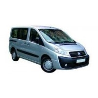 Room tuning and accessories Fiat Scudo 2