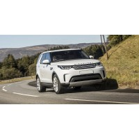 Fuß, Accessoires, Kühlergrill Land Rover Discovery 4