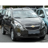 Parts and accessories for Chevrolet Spark tuning