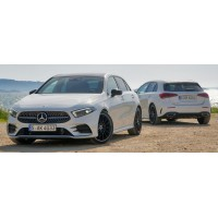 Accessories room tuning Mercedes class A W177 2018 2019 2020