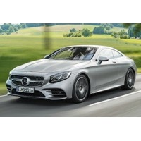Mercedes S-Class tuning parts coupe convertible, GT AMG grille