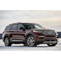 Tuning Ford Explorer parts