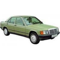 Tuning Mercedes class C W201 parts