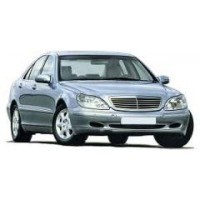 Parts tuning for Mercedes class S W220