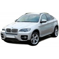 Spare parts and accessories tuning for BMW X6